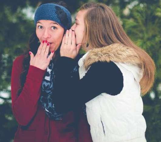 deux filles un secret